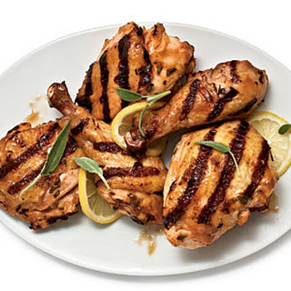 Lemon and Sage Chicken.