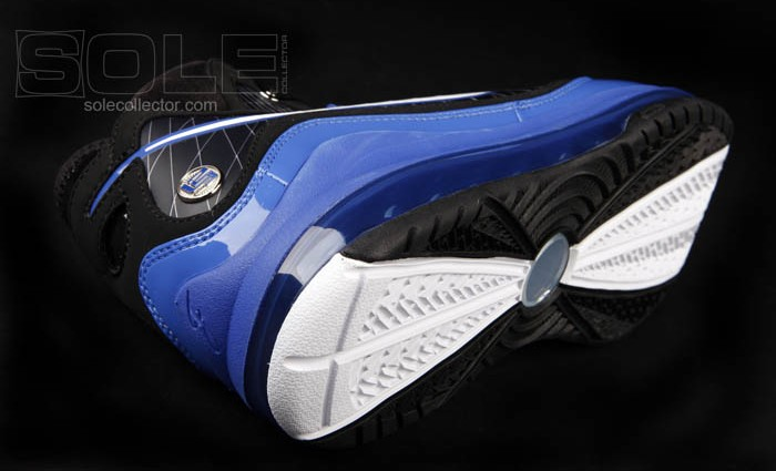 e75d8e39ccdb ... Nike Air Max LeBron VII University of Kentucky PE Detailed Photos ...
