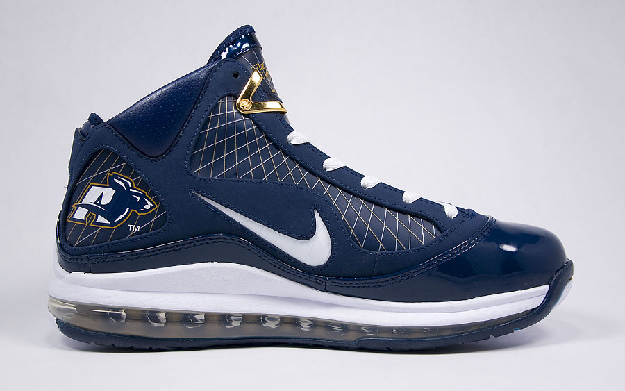 6ababc882 ... LeBron VII Akron Exclusive New Pics Restock at HOH on Tuesday ...