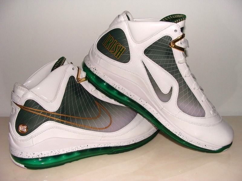 premium selection 025d9 a838b Nike Air Max LeBron VII 7 SVSM Home Player Exclusive Gallery ...