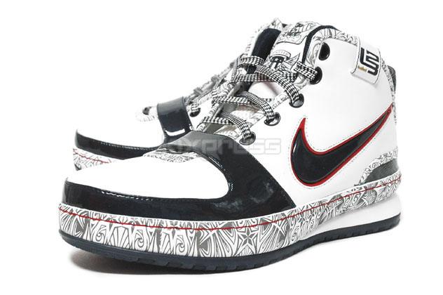 USA Basketball UWR Nike Zoom LeBron 6 Spotted in U.S.!  47aecdf63