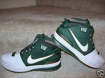 2c9f7f4488d Saint Vincent – Saint Mary Nike Zoom LeBron VI Away