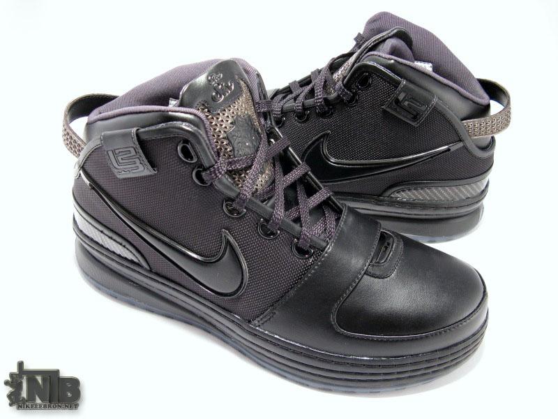 10dac86bea5 ... 8220Triple Black8221 Nike Zoom LeBron VI in High Definition ...