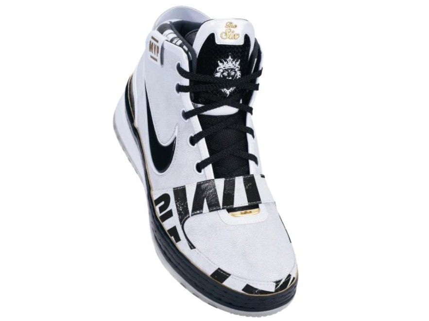 new styles 668a6 68970 Exclusive Preview of LeBron James8217 MVP Shoe 8211 Nike Zoom LeBron VI ...
