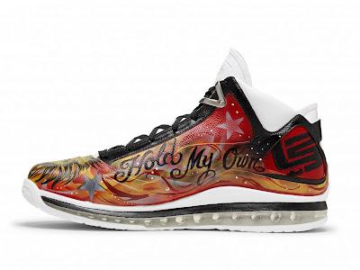nike air max lebron 7 mtag akron artist series 1 09 Nike Air Max LeBron VII 78b9c975a6