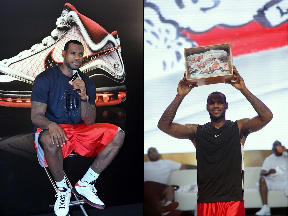ea4eb7169 Wrapping up China Nike X LeBron MTAG leg – Shanghai Event Recap