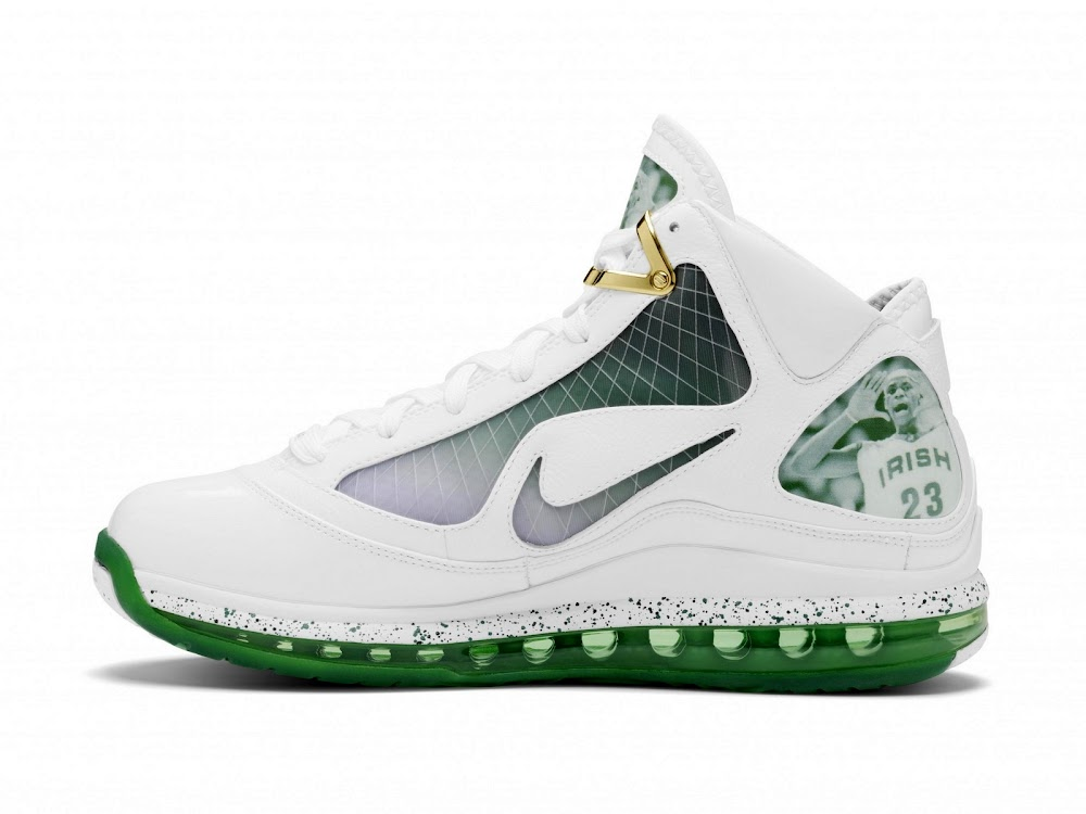 73a4dd176900c NYC Limited Edition Air Max LeBron VII 8220Fearless8221 Official Pics ...