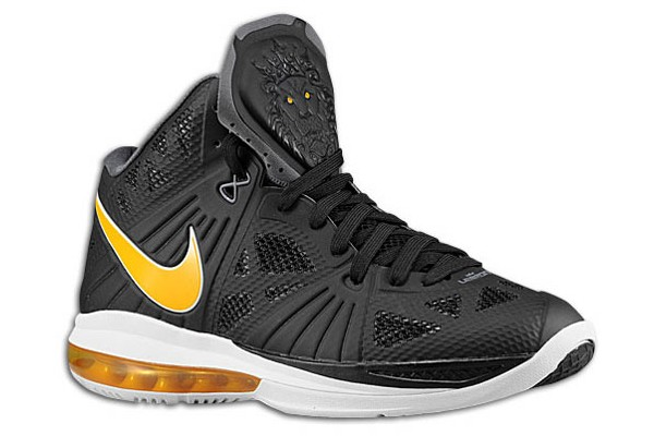 wholesale dealer 3e31b d9e23 Nike LeBron 8 PS Eastbay Catalog Images Black amp Yellow ...