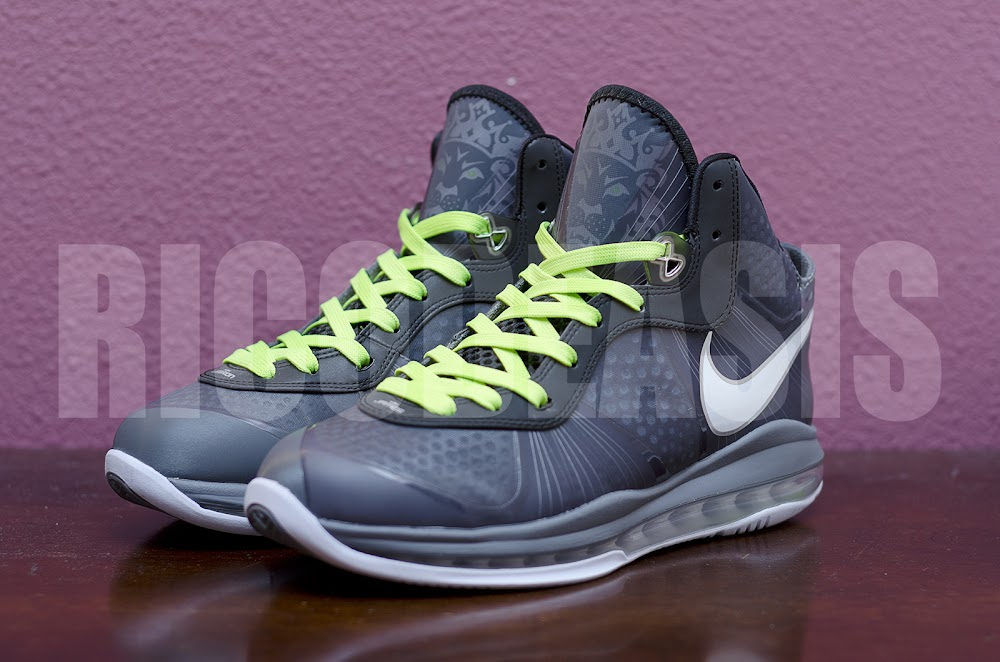 Customize Your Lebrons With Alternate Laces From Johnniethong
