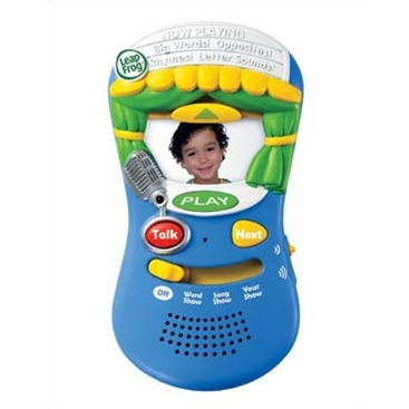 Fridge Phonics Fridge Talk Magnetic Wordplay Recorder