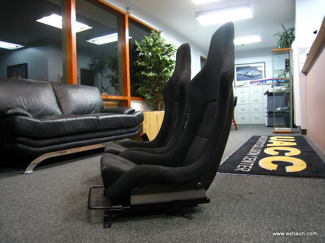 Fs Oem Csl Driver And Passenger Seats Nor Cal Preferred