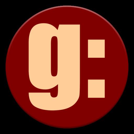 Gulli:Newsreader (Gulli:Board) LOGO-APP點子