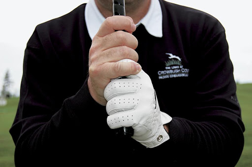 The Golf Grip Sample Chapter
