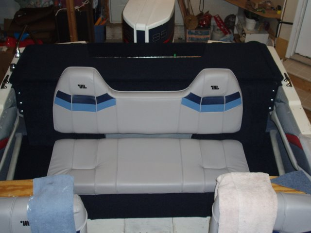 Building A Bench Seat Page 1 Iboats Boating Forums