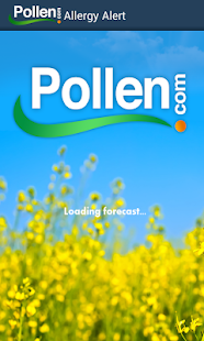 Allergy Alert by Pollen.com - screenshot thumbnail
