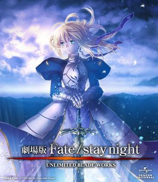 Fate/stay night UBW 封面与Fate系列iPad iPhone护甲