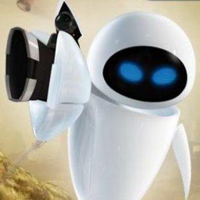 Wall-E: Atira Sucata.