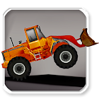 Bulldozer mania icon