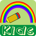 Rainbow Doodle for  Kids icon