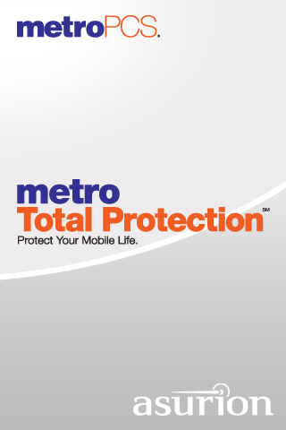 Metro Total Protection App - screenshot