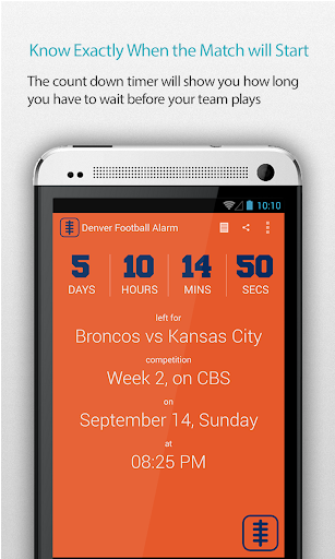 【免費運動App】Denver Football Alarm Pro-APP點子