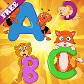 Alphabet Memory Games for Kids