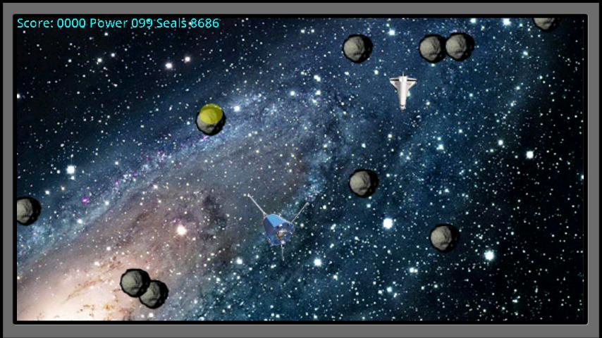 Meteor War - screenshot