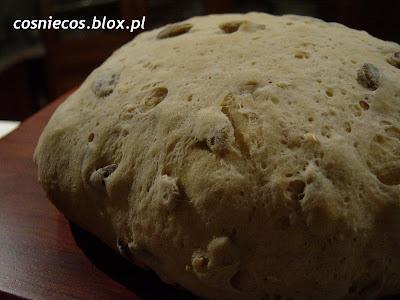 Chleb świąteczny z Maroka