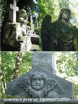 Kapliczki, świątynie i cmentarze