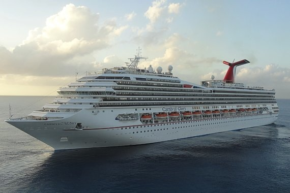 Ray's Cruise & Travel Blog: Carnival Glory Review 2.20.2011