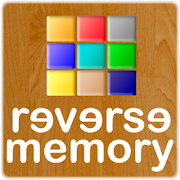 reverse memory: musical & visual memory game