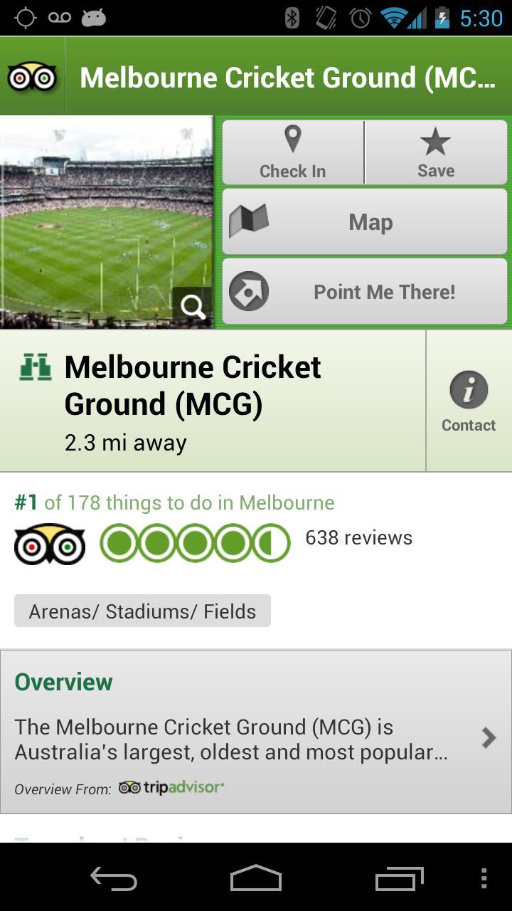 Melbourne City Guide screenshot #3