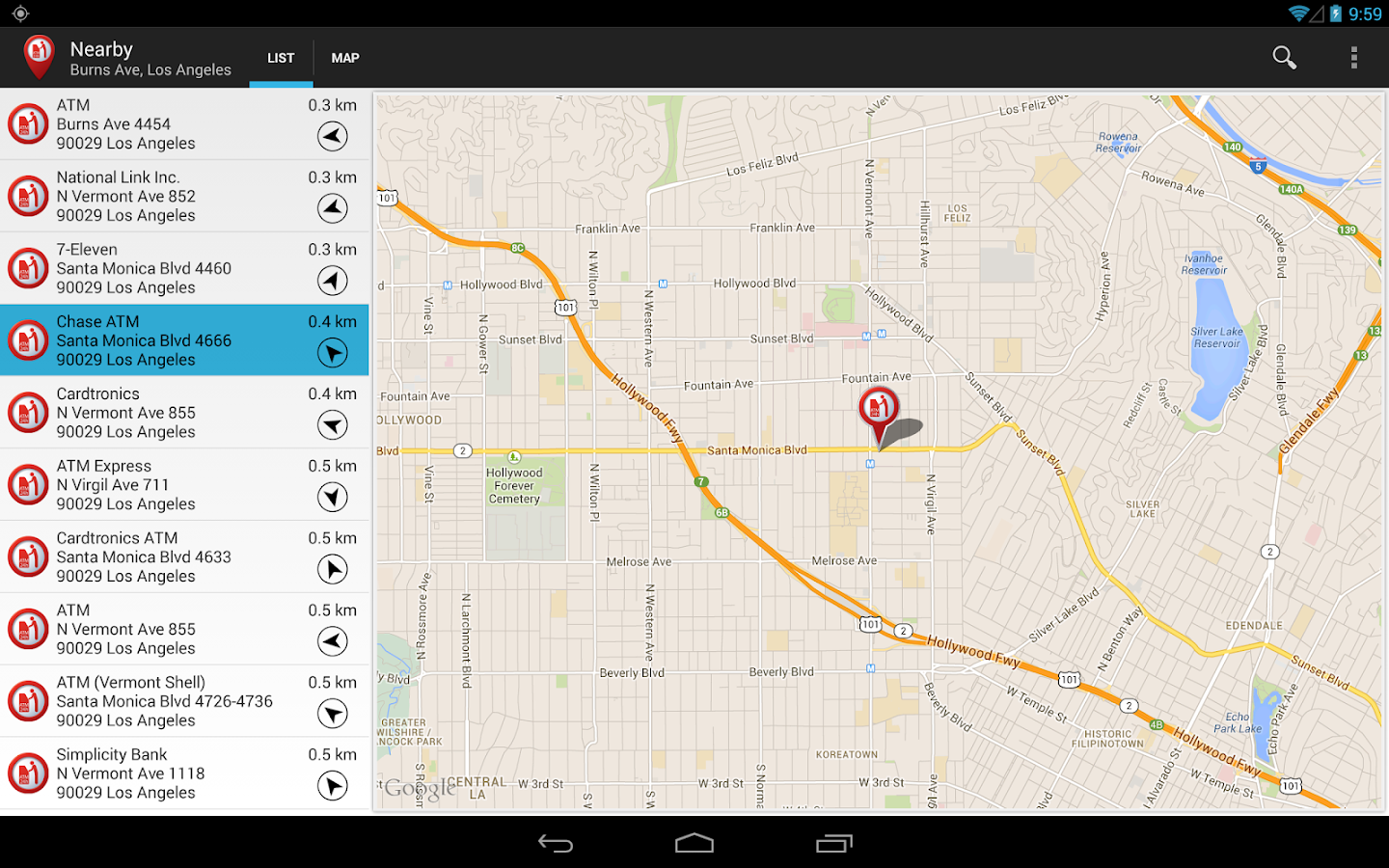 ATM Locator ★ ATM Finder- screenshot