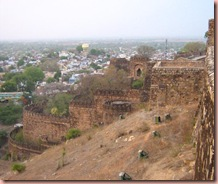 jhansi fort kudaan point0