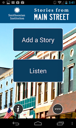 Stories from Main Street