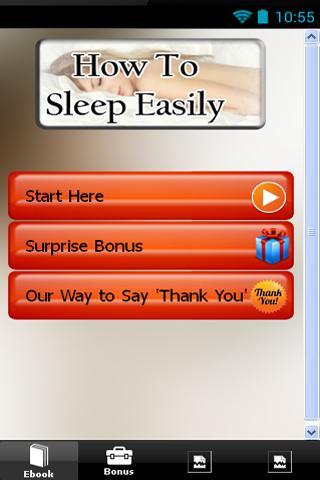 How To Sleep Easily