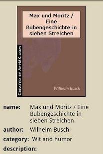 Max und Moritz- screenshot thumbnail