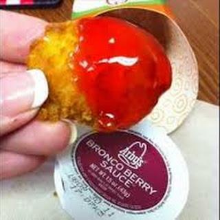 Arby's Bronco Berry Sauce