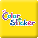 Color Sticker icon