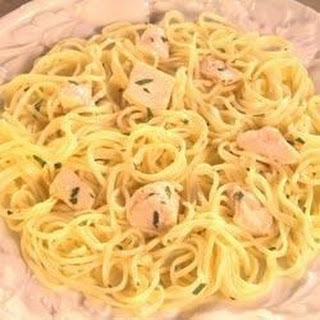 Lemon Chicken With Angel Hair Pasta Recipes.