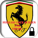 Ferrari Lock Screen Theme logo