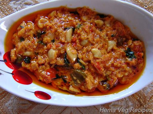 Malai Kaju Curry
