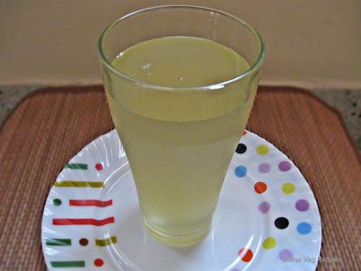 Lemon/Lime Juice Concentrate