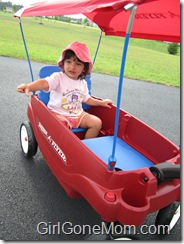020  sc 1 st  Girl Gone Mom & Hayneedle.com ~ Radio Flyer Ultimate Family Wagon ARV $160 (Review ...