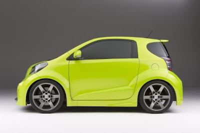 Scion iQ Concept - Subcompact Culture
