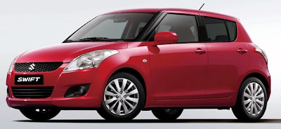 2011 Suzuki Swift - Subcompact Culture
