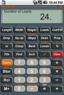 HeavyCalc Pro Calculator - screenshot thumbnail