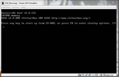 Tek411: OSX in Virtual Box (Hackintoshed VM)