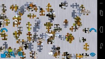 Screenshot of Gr8 Puzzle HD vol.7