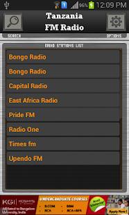Tanzania FM Radio